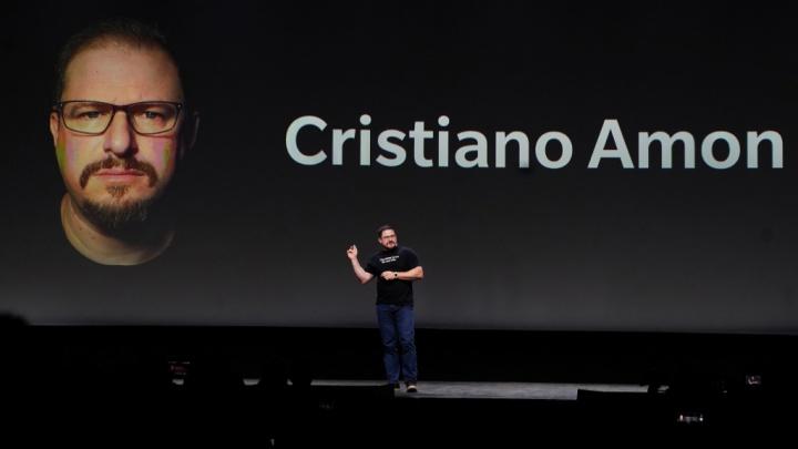 Cristiano Amon Qualcomm PS5 Xbox Google Stadia