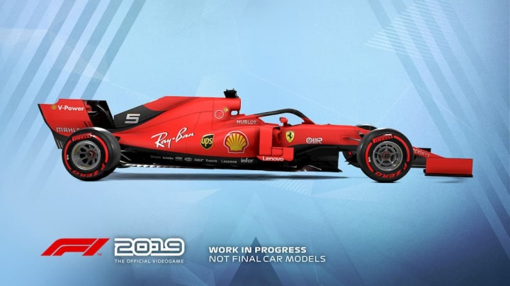 F1 2019 da Codemasters chega no decorrer do Grande Prémio da Áustria, para PS4, Xbox One e PC