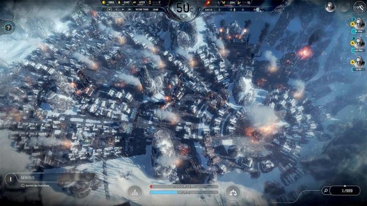 Frostpunk desenvolvido pelos 11 Bit Studios vai chegar às consolas PS4 e Xbox One