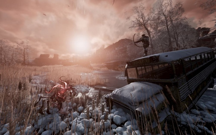 Fade to Silence chega no final do mês para Xbox One, PS4 e PC.