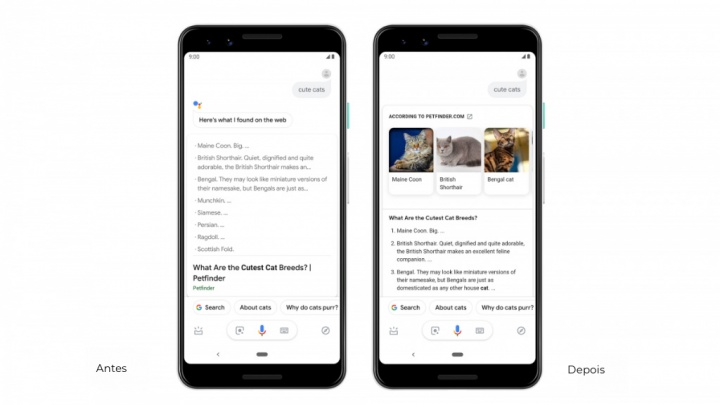 Google Assistant Android app