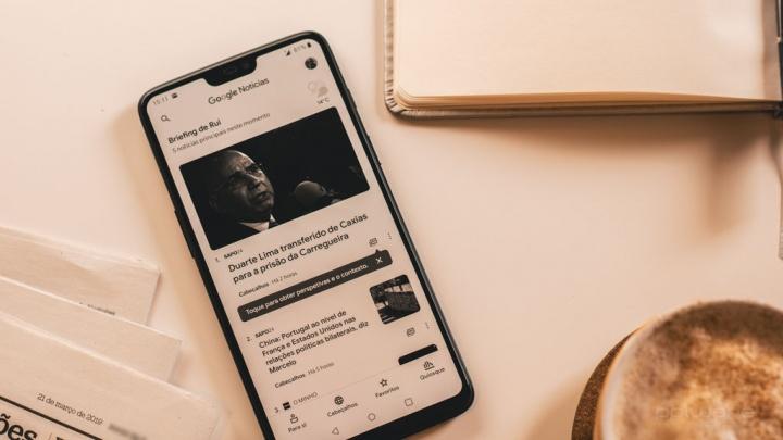 Modo de leitura smartphone Android dica