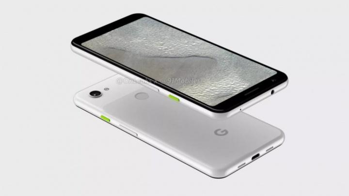 Google Pixel 3 Lite smartphone Android Pie