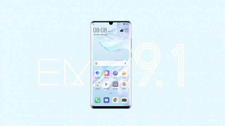 Huawei EMUI 9 smartphones Android Honor