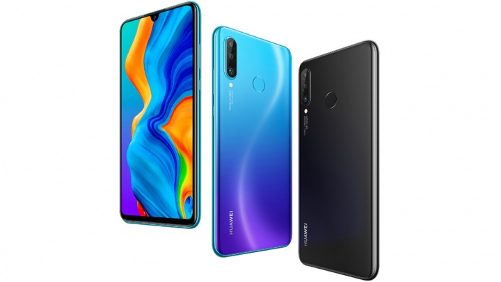 Huawei P30 Lite smartphone Android