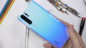 Huawei P30 Pro Jerryrig smartphone Android