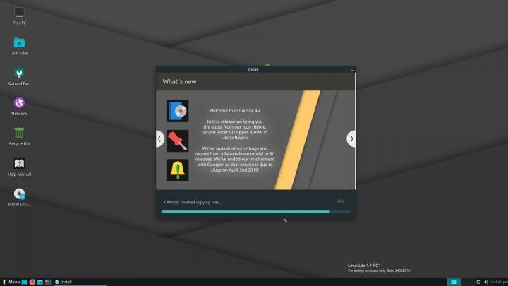 Linux Lite 4.4: Um Ubuntu super rápido e ainda mais fácil de usar