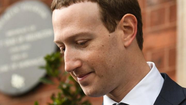 Mark Zuckerberg rede social Facebook privacidade