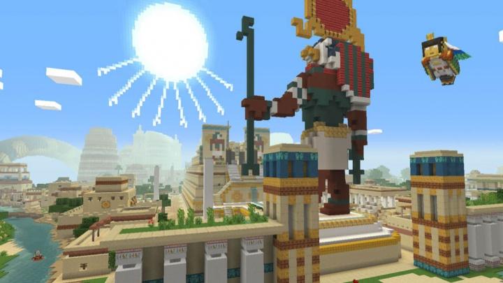 Microsoft filme Minecraft Mojang
