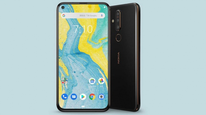 Nokia X71 GMD Global smartphone Android