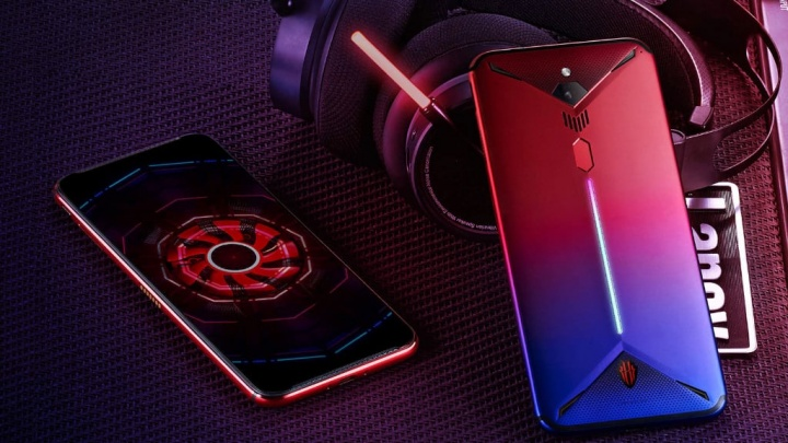 Nubia Red Magic 3 smartphone Android jogos