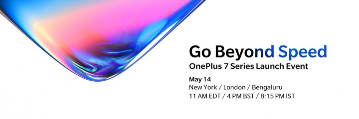OnePlus 7 Pro evento smartphone Android