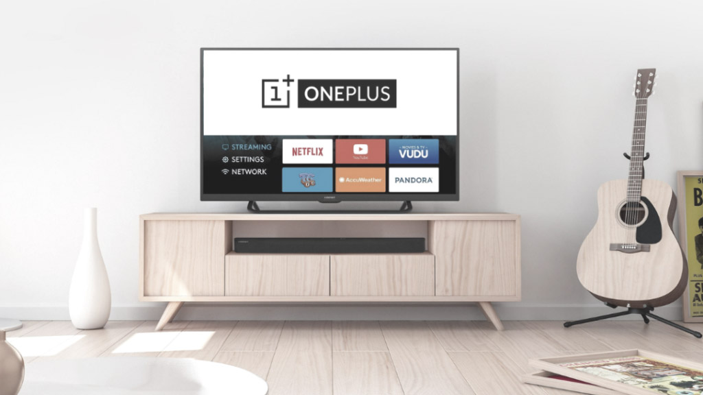 OnePlus carro smartphones Android TV Smart TV OnePlus TV