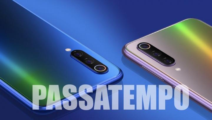 Passatempo: Ganhe um Xiaomi Mi 9 SE