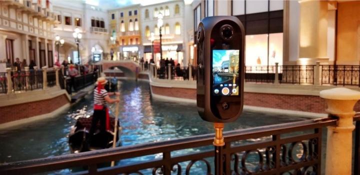Pilot Era chega à Indiegogo a 7 de maio, mas onde pode ser útil este smartphone 360º?