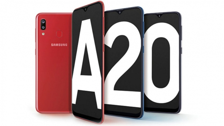 Samsung Galaxy A80 smartphones Android