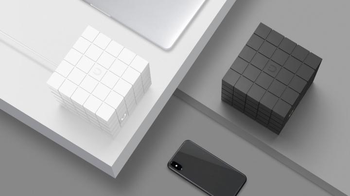 Ubbey NEXT: O Cubo de Rubik de armazenamento de dados descentralizado