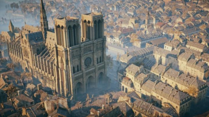 Ubisoft Catedral de Notre Dame de Paris