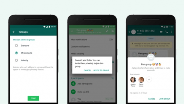 grupos do WhatsApp regras app
