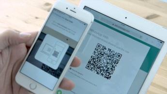 WhatsApp Apple iPad iOS app