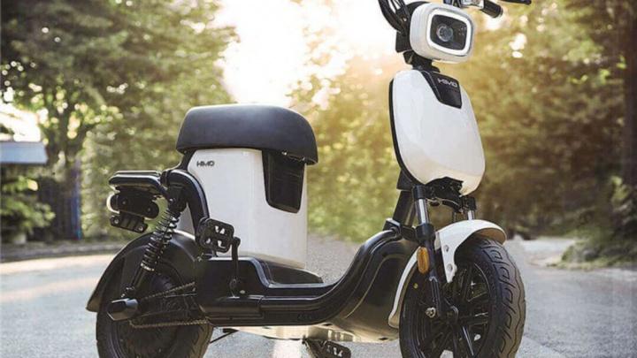 Xiaomi Himo T1 bicicleta elétrica mota