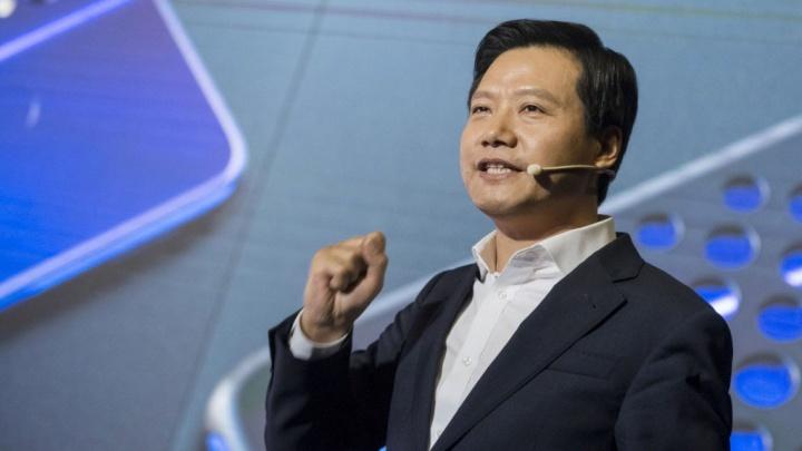 Xiaomi Lei Jun smartphones Android CEO