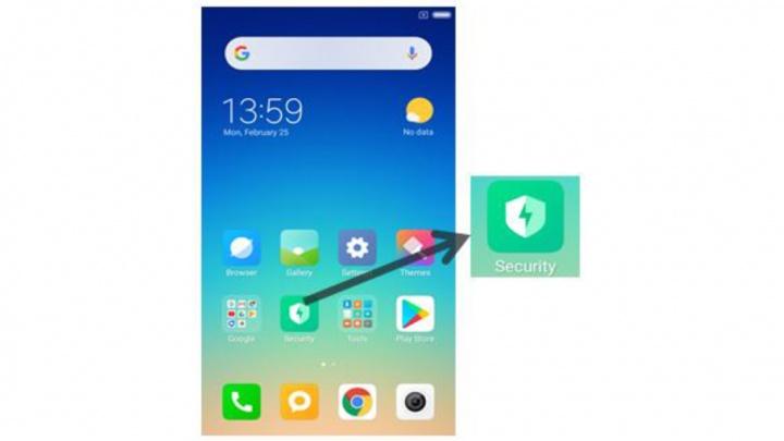 smartphones Android Xiaomi