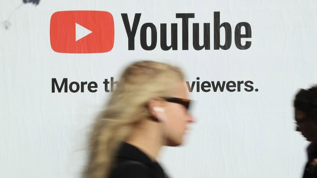 YouTube plataforma de vídeos Google vídeo problema youtubers