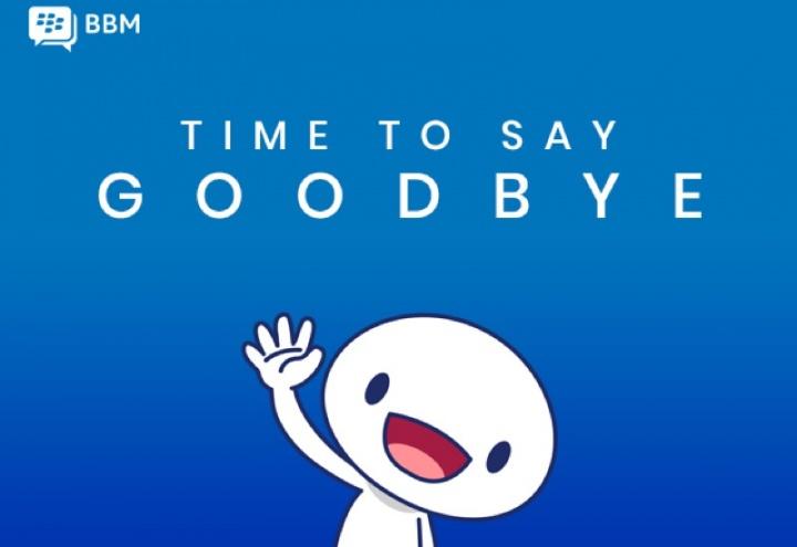 BlackBerry Messenger mensagens Emtek serviços