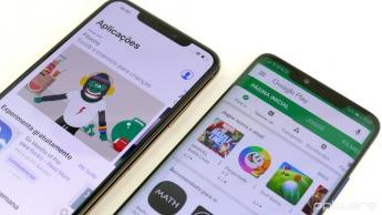 Android Google Play Store iOS Apple App Store apps aplicações app loja