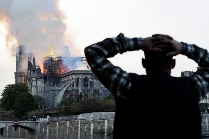 Modelo 3D ajudará a reconstruir a Catedral de Notre Dame de Paris