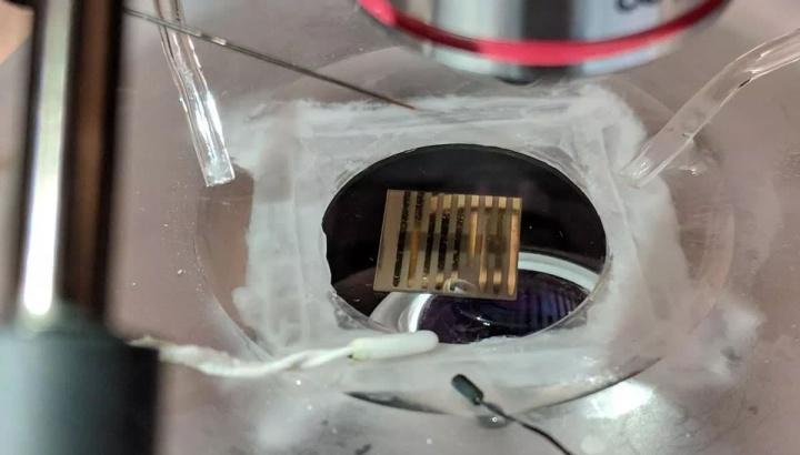 Cientistas produziram um material que poderá fazer