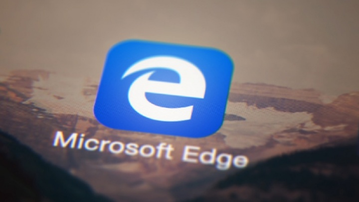 Microsoft browser Edge Apple Mac