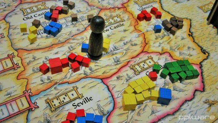 A Magia dos Jogos de Tabuleiro – Vamos jogar ao Arraial