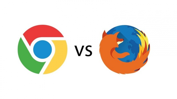 Google Chrome Mozilla Firefox browsers