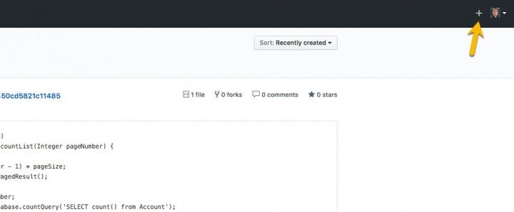 Gists: Partilhe de forma instantânea código fonte, notas e snippets