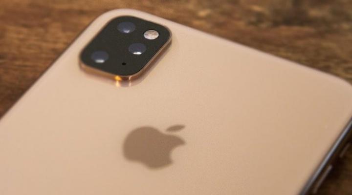 Imagem do iPhone 11 segundo os rumores colocado em vídeo