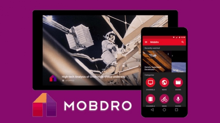 Mobdro smartphone malware Kodi utilizadores