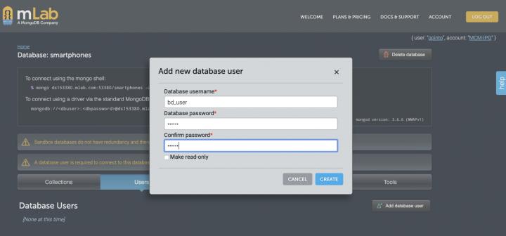 Criar uma app CRUD com Node.js + MongoDB (Parte 3)