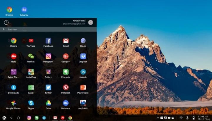 PrimeOS: Um Android super rápido para o seu PC