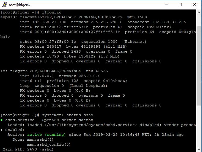 WinSCP - Aceder ao sistema de ficheiros do Linux via Windows