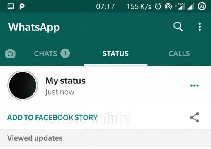 WhatsApp QR Android Smartphones Facebook iOS Application App