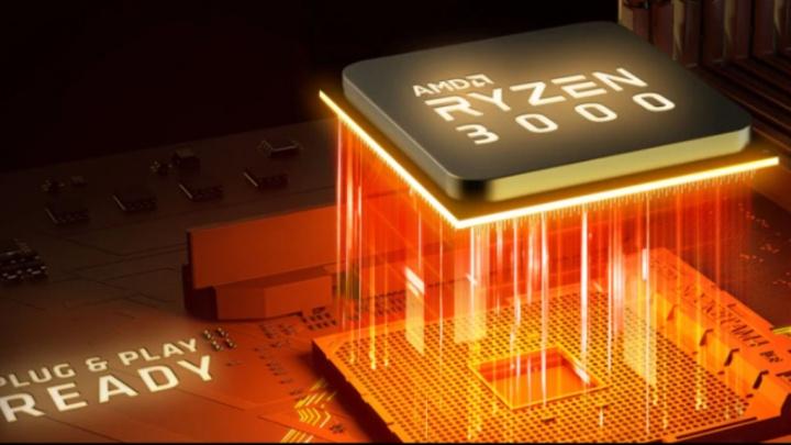 processadores AMD Ryzen Sony PS5