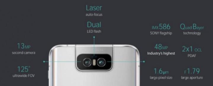 OnePlus 7 Xiaomi Mi 9 smartphone Android ASUS ZenFone 6