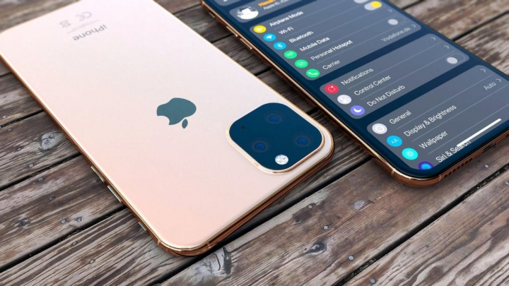 Apple iPhone XI Max iOS 13 smartphones