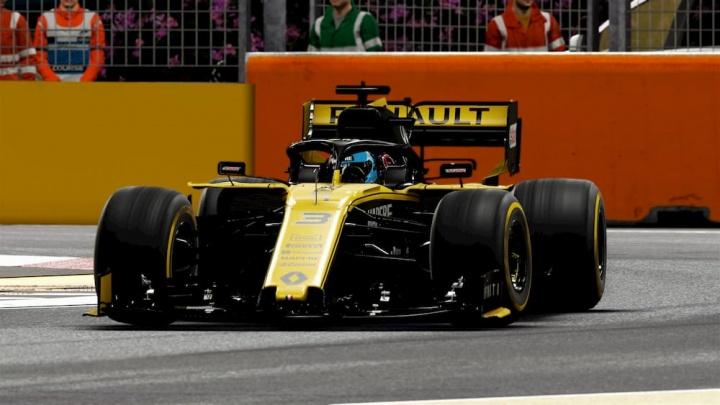 Rivalidades a alta velocidade de regresso com F1 2019 (PS4, Xbox One, PC)