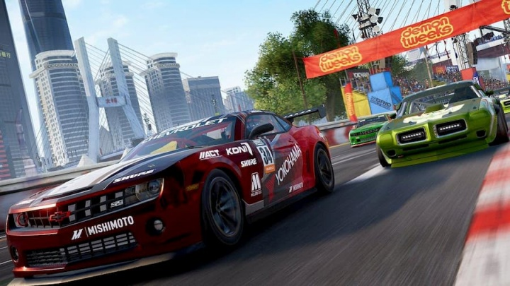 GRID anunciado pela Codemasters para PS4, Xbox One e PC