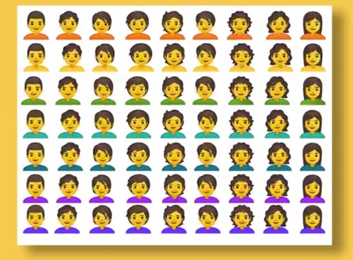 emojis Google smartphones Android Q
