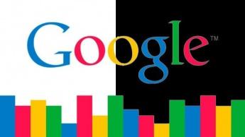 Google dark mode Android aplicação