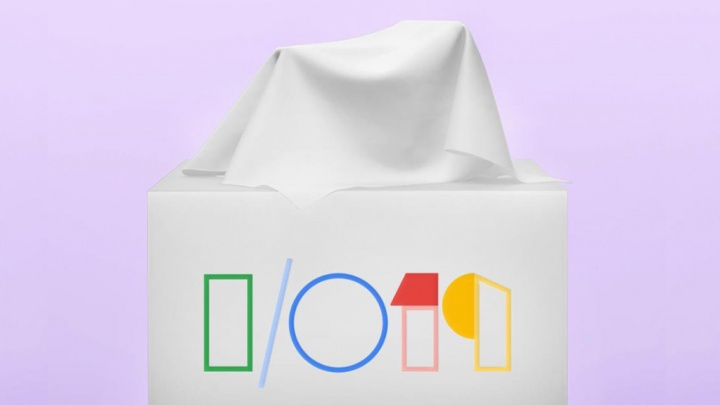 Google I/O 2019 Android Q Pixel